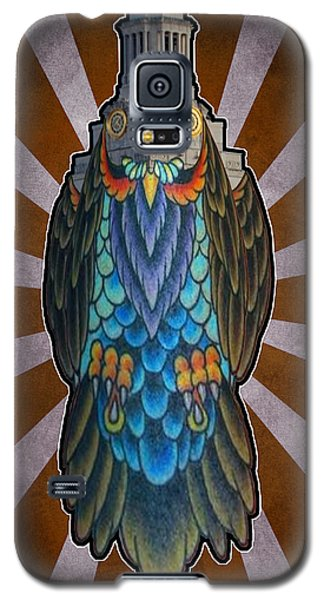 Owl Of The Tower Galaxy S5 Case