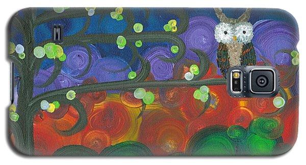 Owl Singles - 04 Galaxy S5 Case