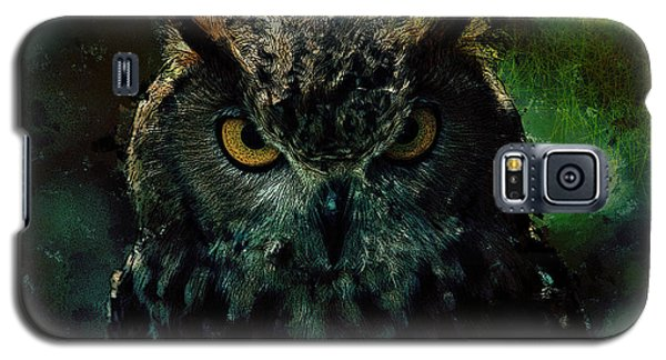 Owlish Tendencies Galaxy S5 Case