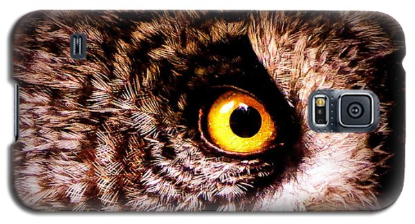 Owl's Eye Galaxy S5 Case