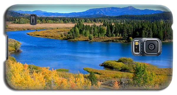 Oxbow Bend, Grand Teton National Park Galaxy S5 Case