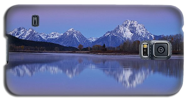 Oxbow Bend Sunrise 1 Galaxy S5 Case