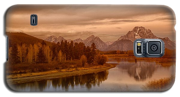 Oxbow Morning Galaxy S5 Case