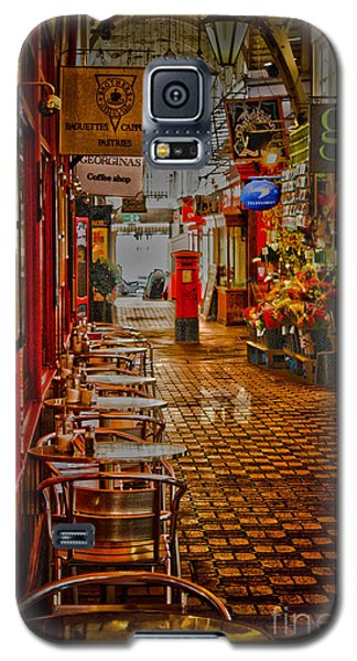 Oxford Covered Market Hdr Galaxy S5 Case