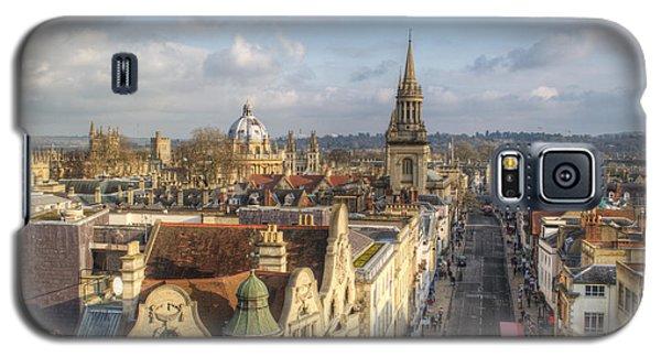 Oxford High Street Galaxy S5 Case