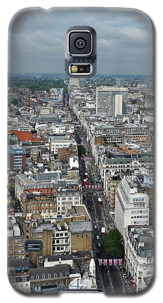 Oxford Street Vertical Galaxy S5 Case by Matt Malloy