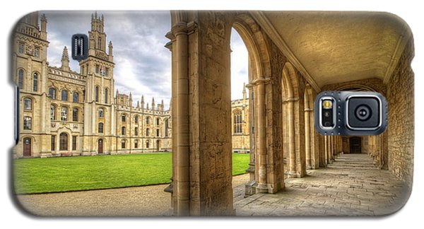 Oxford University - All Souls College 2.0 Galaxy S5 Case