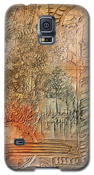Oxidization Sacred Geometry Galaxy S5 Case