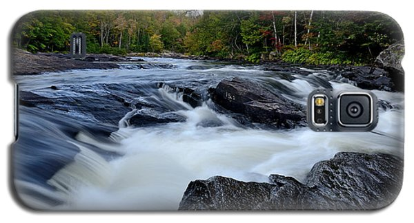 Oxtongue River Rapids Panoramic Galaxy S5 Case