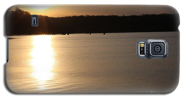 Oyster Bay Sunset Galaxy S5 Case by John Telfer