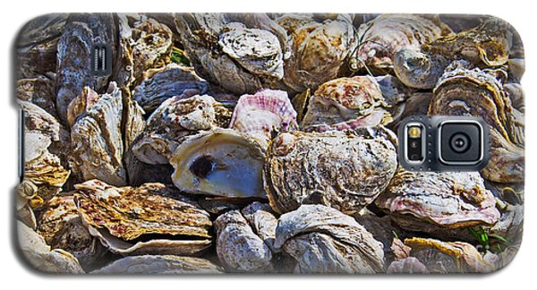 Oysters 02 Galaxy S5 Case