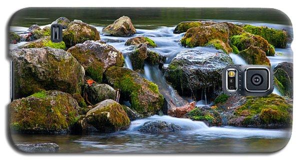 Ozark Waterfall Galaxy S5 Case by Steve Stuller