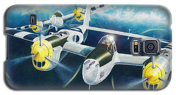 P-38 Lightnings Galaxy S5 Case