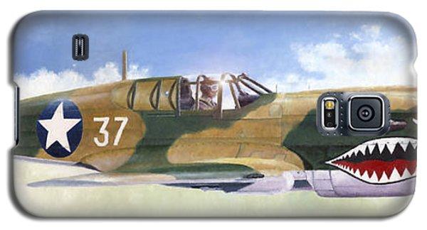 P-40e Warhawk Galaxy S5 Case