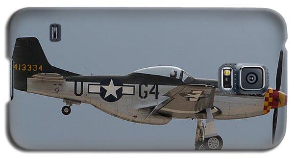 P-51 Landing Configuration Galaxy S5 Case
