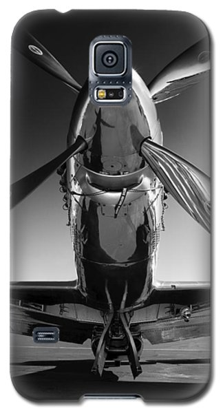 P-51 Mustang Galaxy S5 Case by John Hamlon