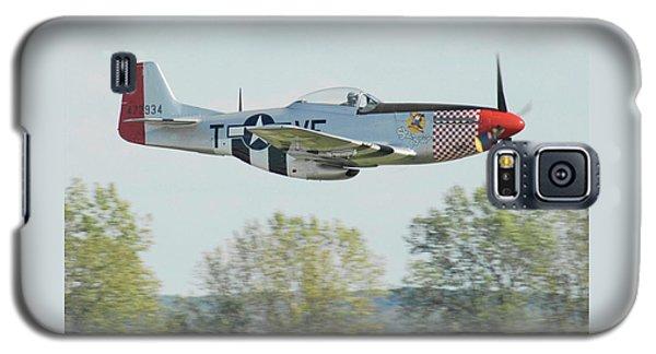 P-51d Mustang Shangrila Galaxy S5 Case