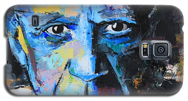 Pablo Picasso Galaxy S5 Case by Richard Day