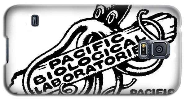 Pacific Biological Laboratories Of Pacific Grove Circa 1930 Galaxy S5 Case