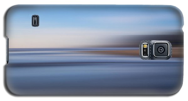 Pacific Coast Abstract Galaxy S5 Case