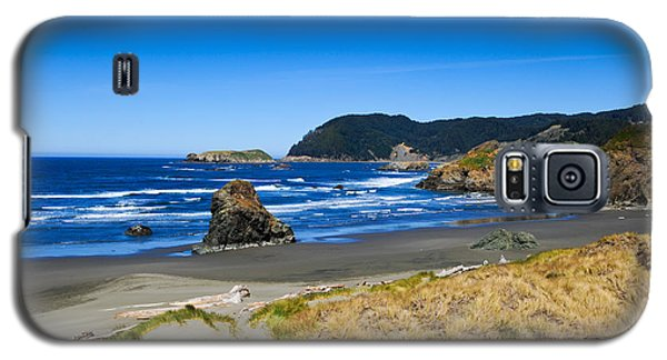 Pacific Coast Galaxy S5 Case by Donald Fink