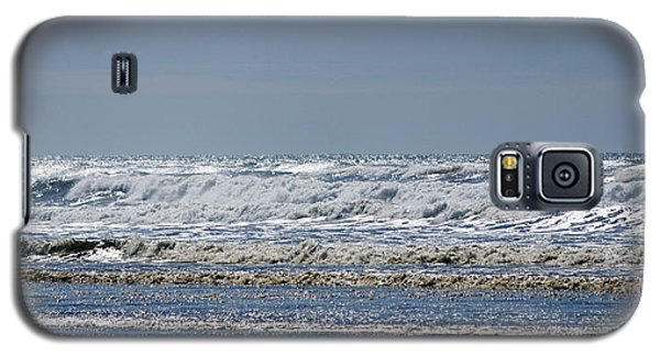 Galaxy S5 Case featuring the photograph Pacific Coast by Jeanette C Landstrom
