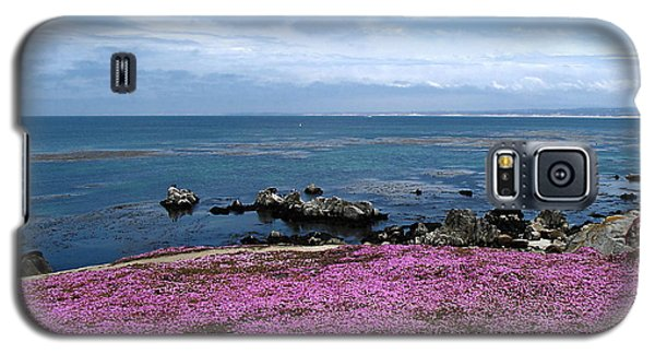 Galaxy S5 Case featuring the photograph Pacific Grove California by Joyce Dickens