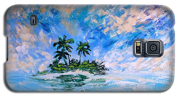 Pacific Island Galaxy S5 Case