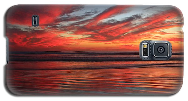Oceanside Reflections Galaxy S5 Case