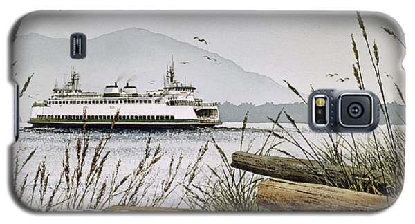 Pacific Northwest Ferry Galaxy S5 Case