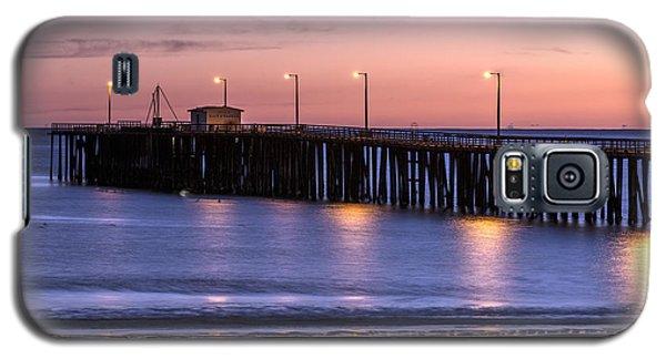 Pacific Ocean At The Pismo Beach Pier  Galaxy S5 Case