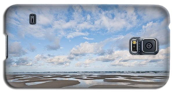 Pacific Ocean Beach At Low Tide Galaxy S5 Case