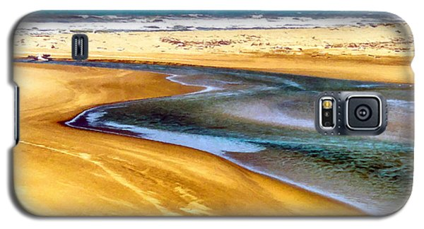 Pacific Ocean Beach Santa Barbara Galaxy S5 Case