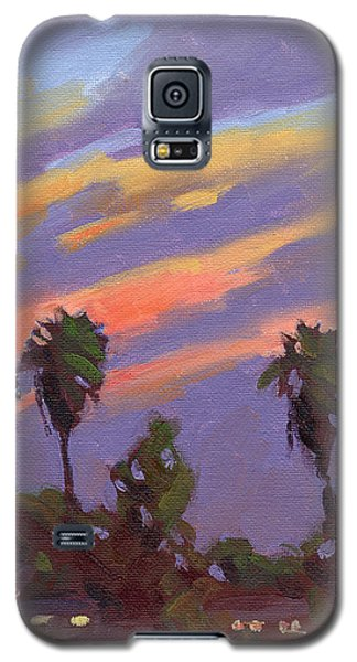 Pacific Sunset 1 Galaxy S5 Case