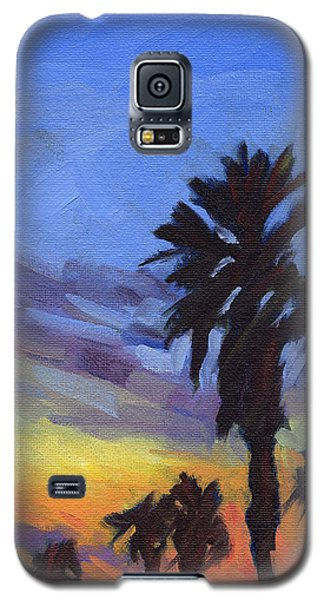 Pacific Sunset 2 Galaxy S5 Case