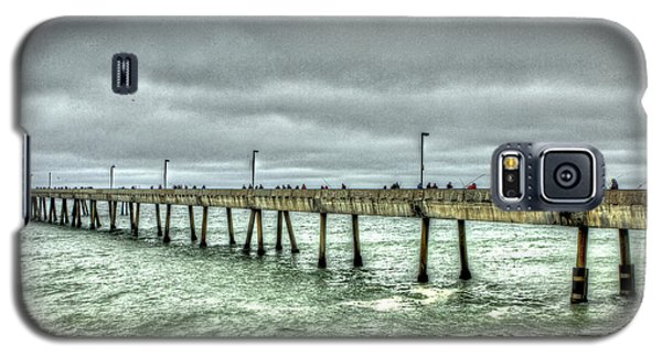 Pacifica Municipal Fishing Pier 7 Galaxy S5 Case
