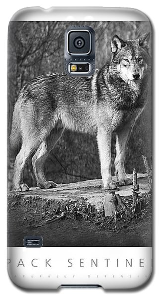 Pack Sentinel Naturally Defensive Poster Galaxy S5 Case
