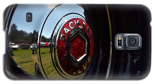Galaxy S5 Case featuring the photograph Packard - 2 by Dean Ferreira