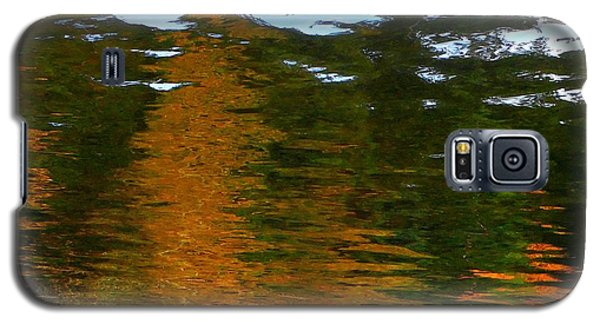 Padden Autumn Reflection Galaxy S5 Case by Karen Molenaar Terrell