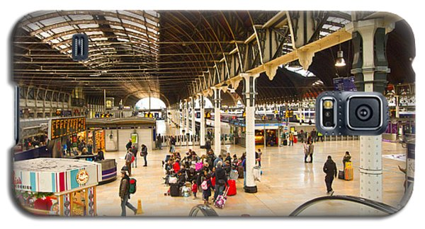 Paddington Station  Galaxy S5 Case