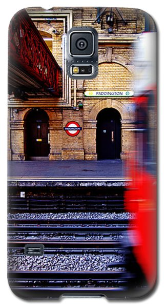 Paddington Station Tube Galaxy S5 Case
