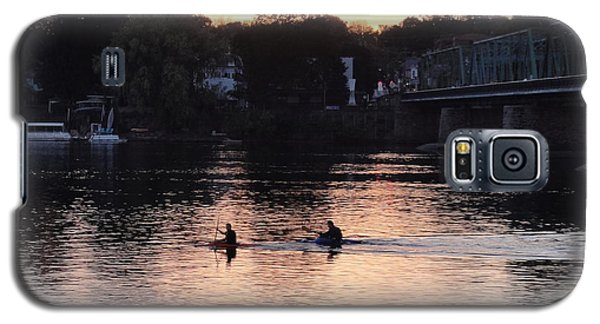 Paddling For Home Galaxy S5 Case
