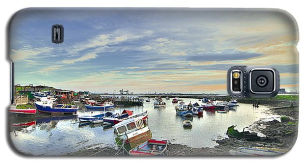 Paddy's Hole South Gare Teesside Galaxy S5 Case