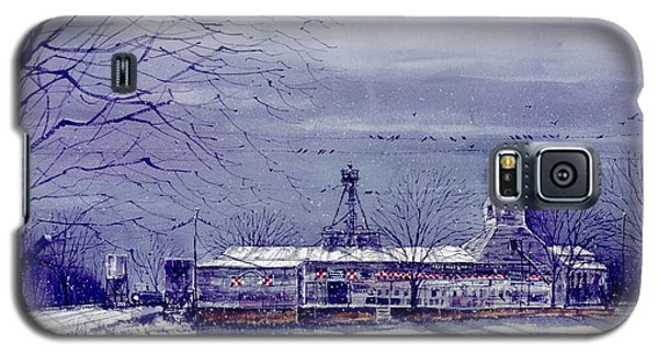Paducah Feed Seed Grain And Grackles Galaxy S5 Case