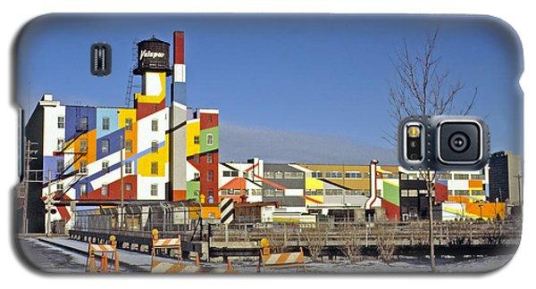 Paint Factory Galaxy S5 Case by Rod Jones