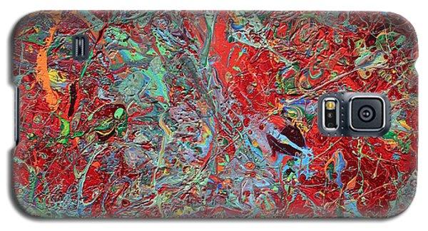 Paint Number Twenty Five Galaxy S5 Case