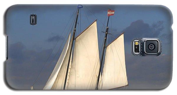 Paint Sail Galaxy S5 Case