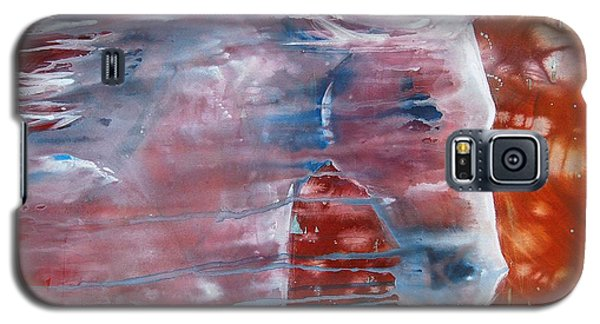 Painted By The Wind Galaxy S5 Case