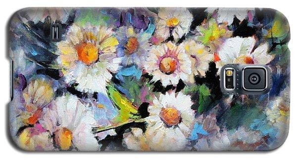Painted Daisy Galaxy S5 Case