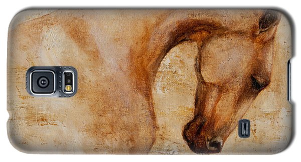 Painted Determination 1 Galaxy S5 Case